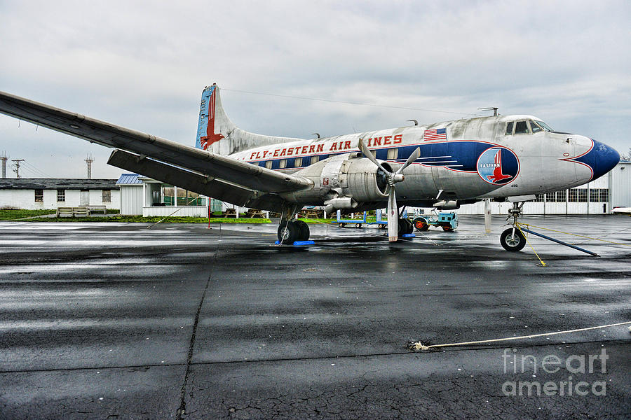 Plane On The Tarmac Photograph  - Plane On The Tarmac Fine Art Print
