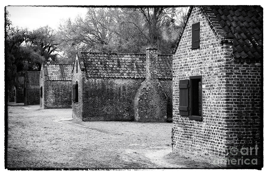 Plantation Quarters Photograph - Plantation Quarters by John Rizzuto