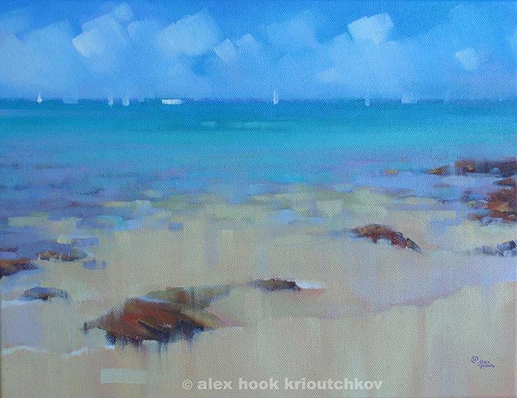 Playa 12 Painting