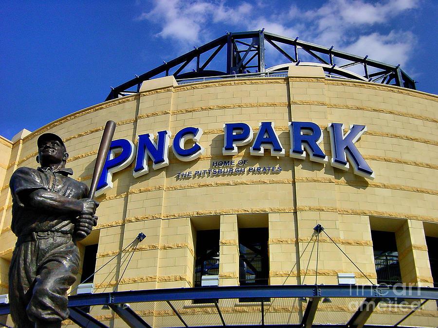 Pnc Park Baseball Stadium Pittsburgh Pennsylvania Photograph