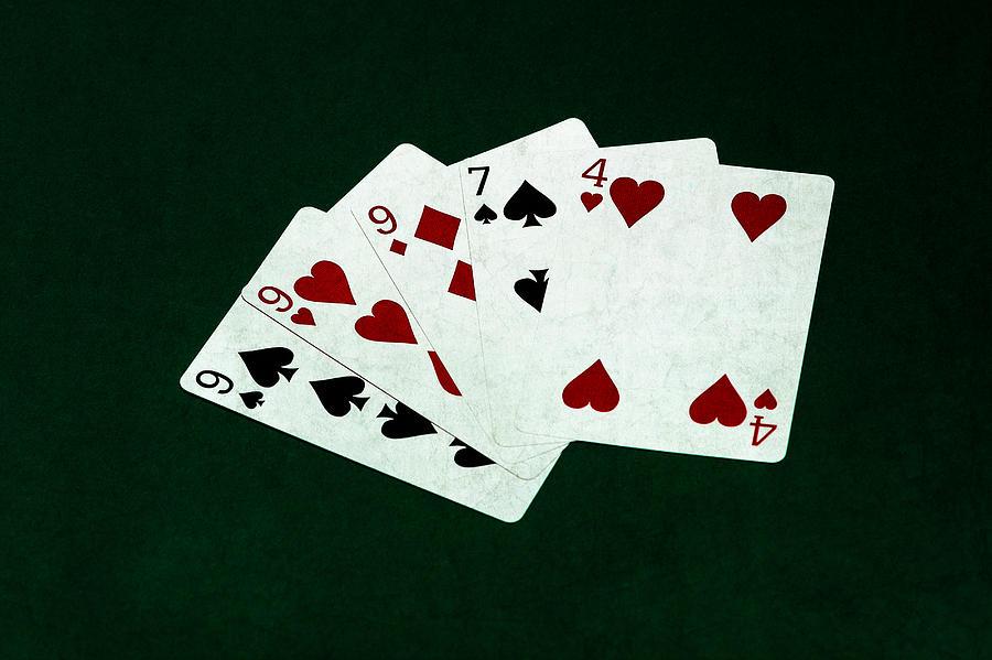 five of a kind poker