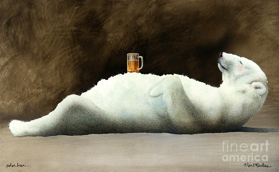 Polar Beer... Painting