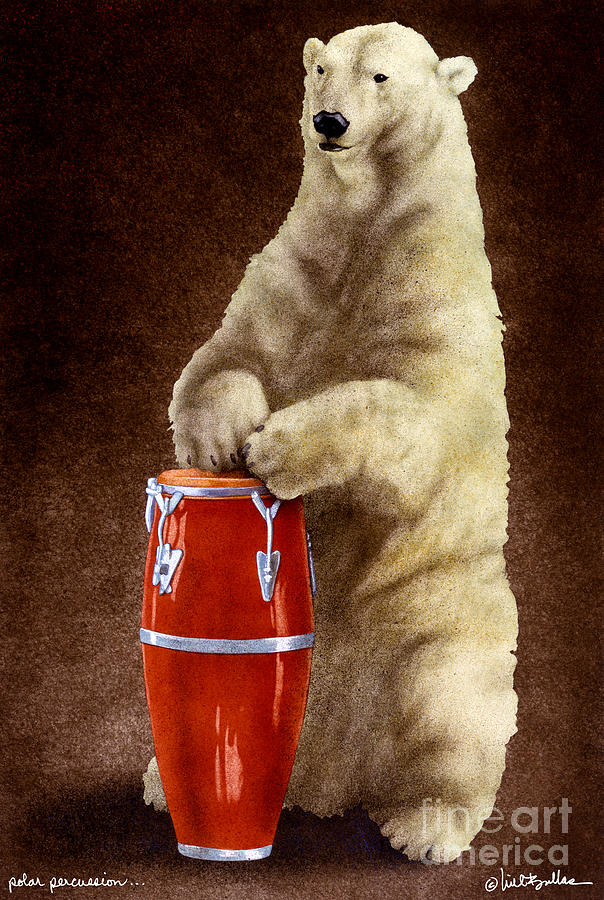 Polar Percussion... Painting