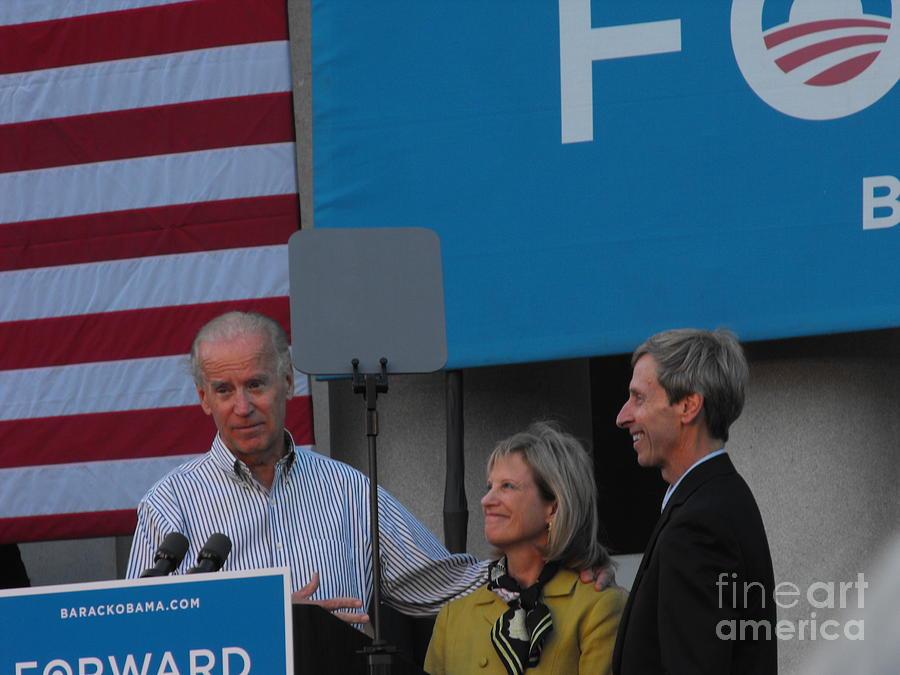 Politics Photograph - Politicians by Lisa Gifford