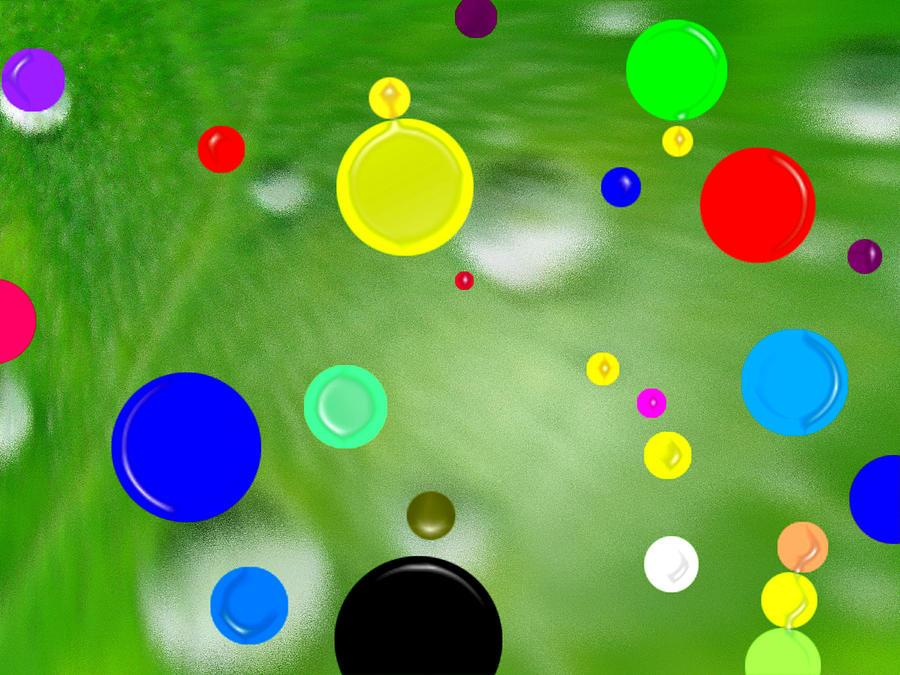 Polka Dots 1a Photograph