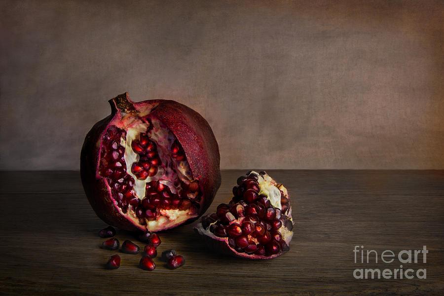 Pomegranate Photograph