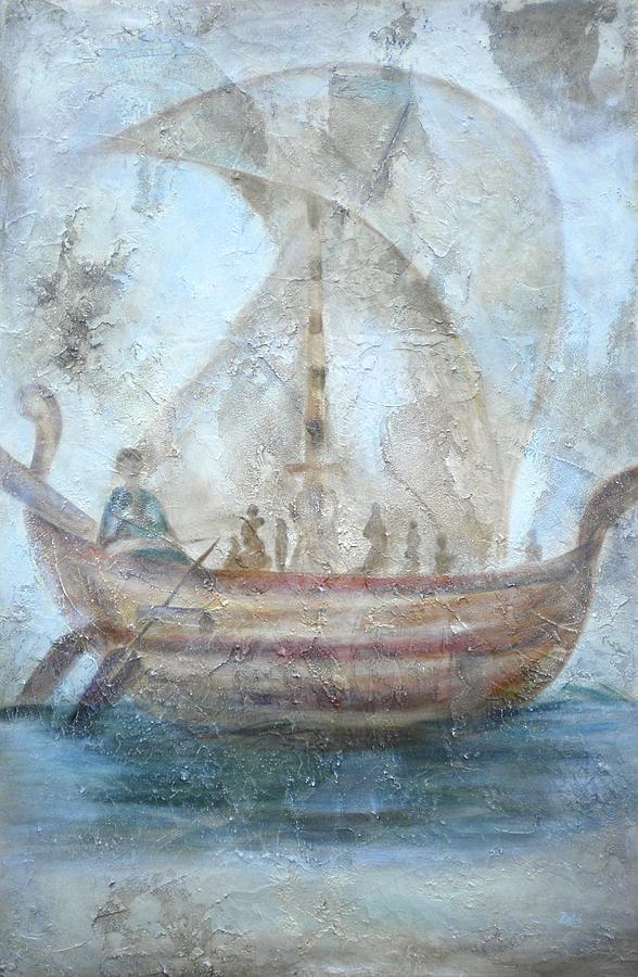 Pompeii Style Painting