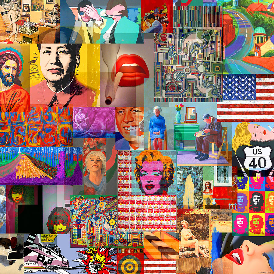 an introduction to the history of the pop art movement in 1950s Free essay: the pop art movement has always been scrutinised for its  this  essay will explore the origins of pop art and its clashes with high art and its   and consumerism experience by western industrial society in the 1950s and  1960s.