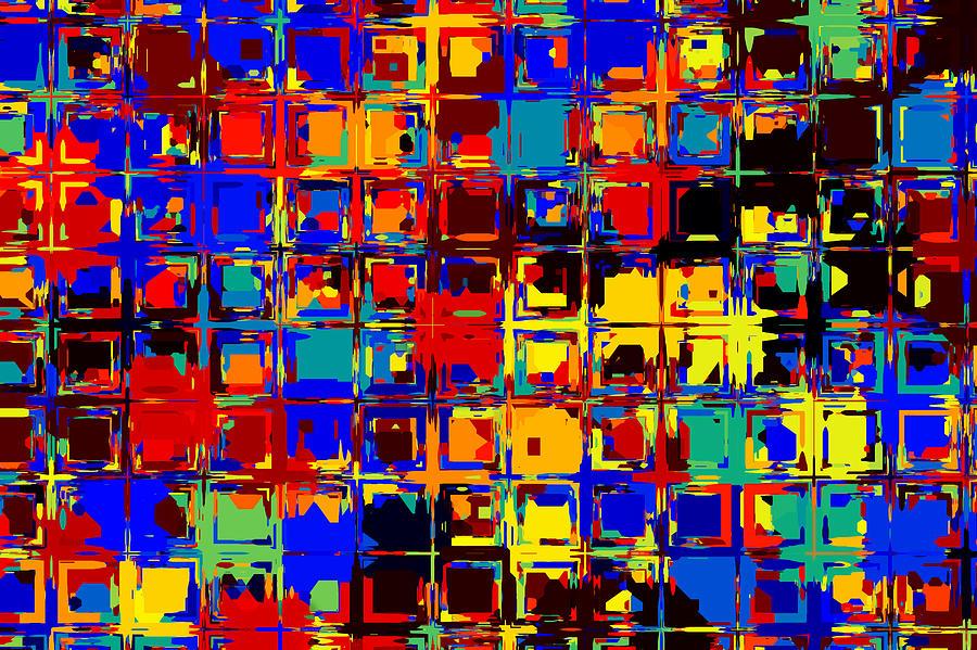 Pop Colors 15 Painting