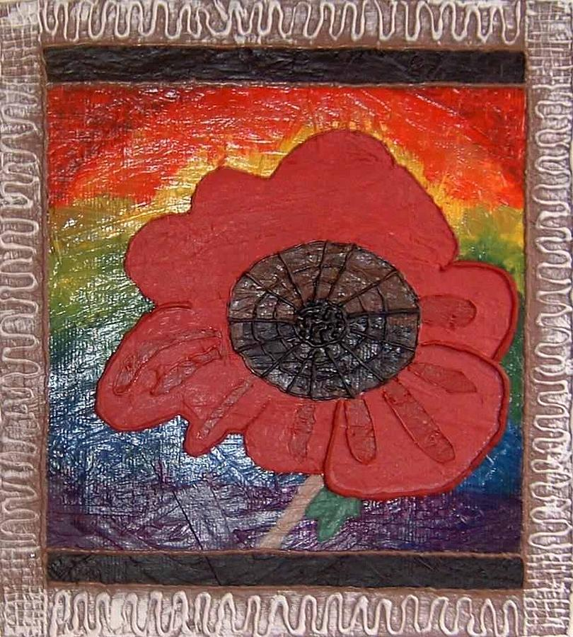 Poppy Dream  Painting  - Poppy Dream  Fine Art Print
