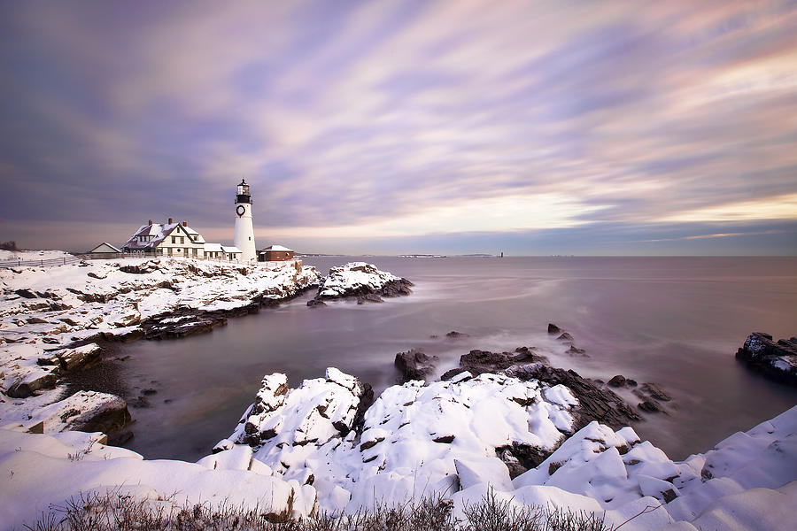 Portland Head Light Photograph