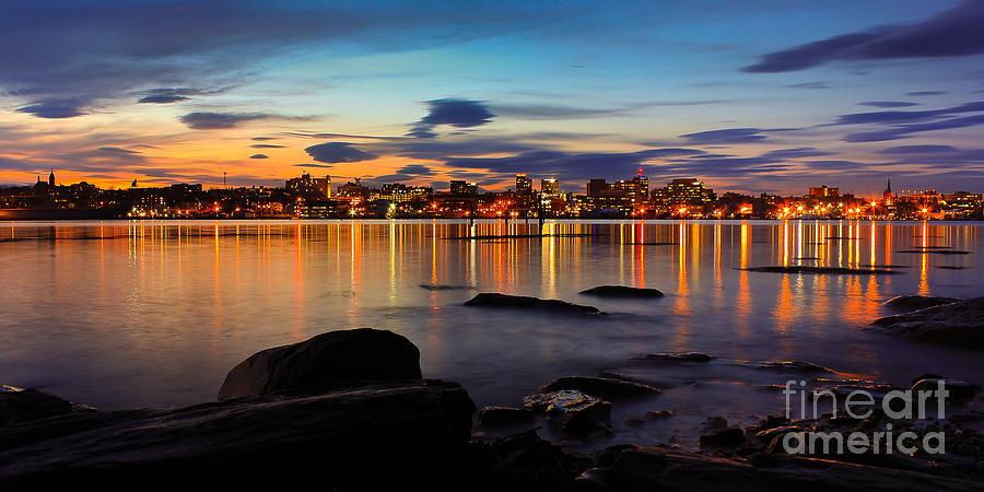 Portland Maine Photograph