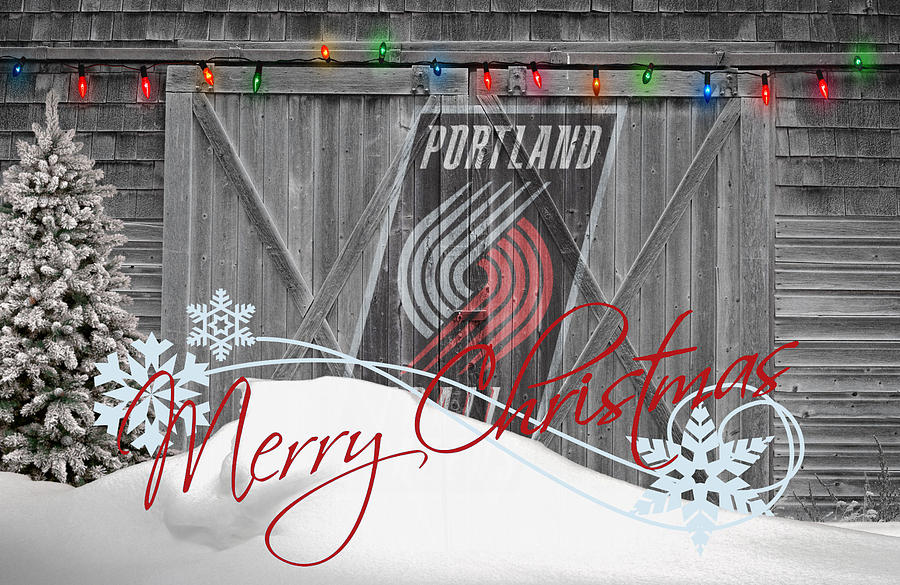 Portland Trailblazers Photograph