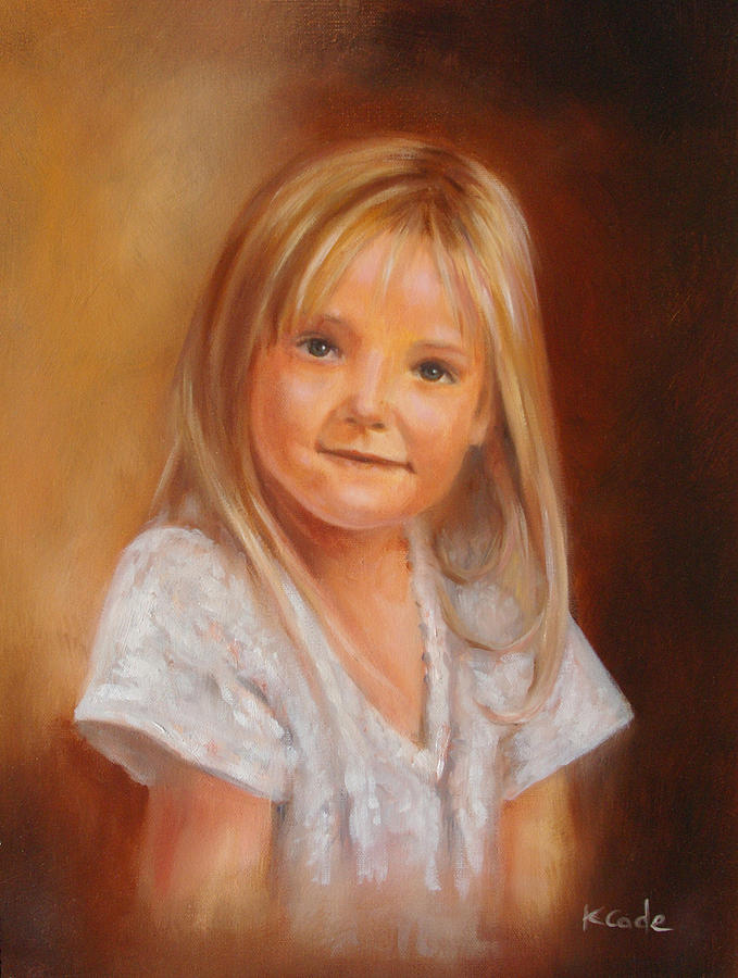 Portraits Painting  - Portraits Fine Art Print