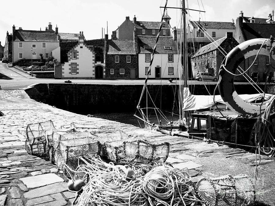 Portsoy Harbour 1 Photograph