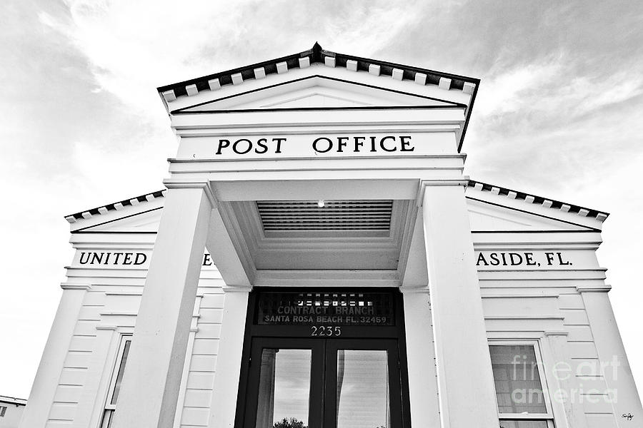 Post Office Photograph