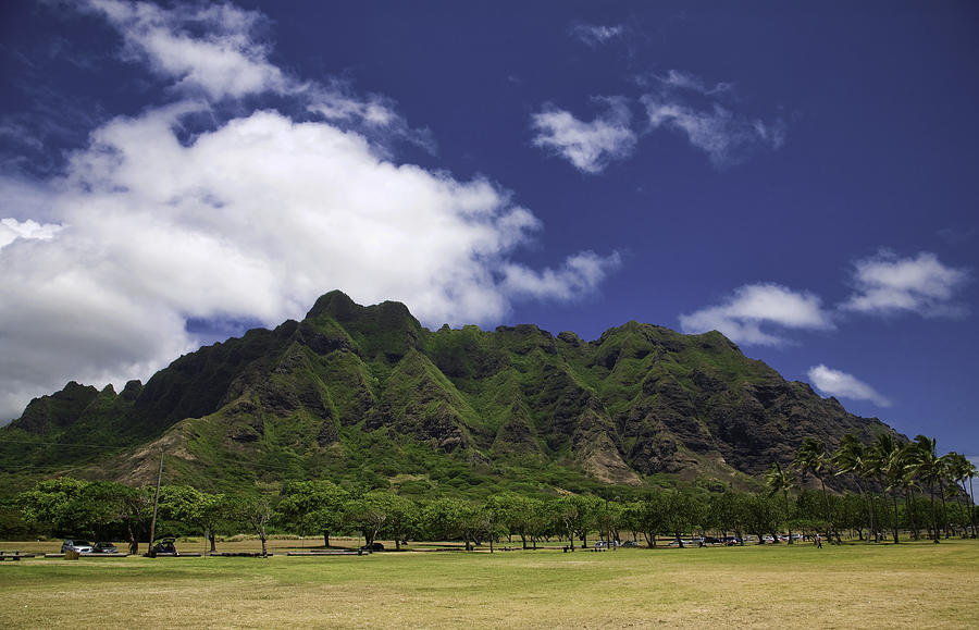 Postcard From Oahu Photograph