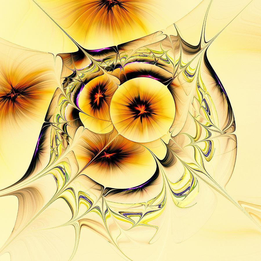 Plant Digital Art - Potpourri by Anastasiya Malakhova