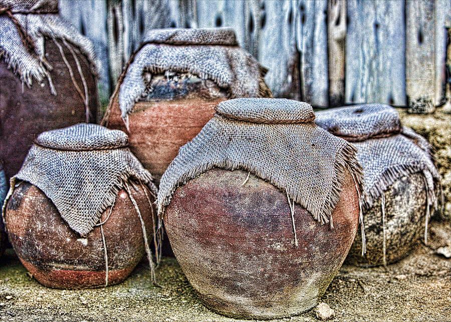 Pots Photograph
