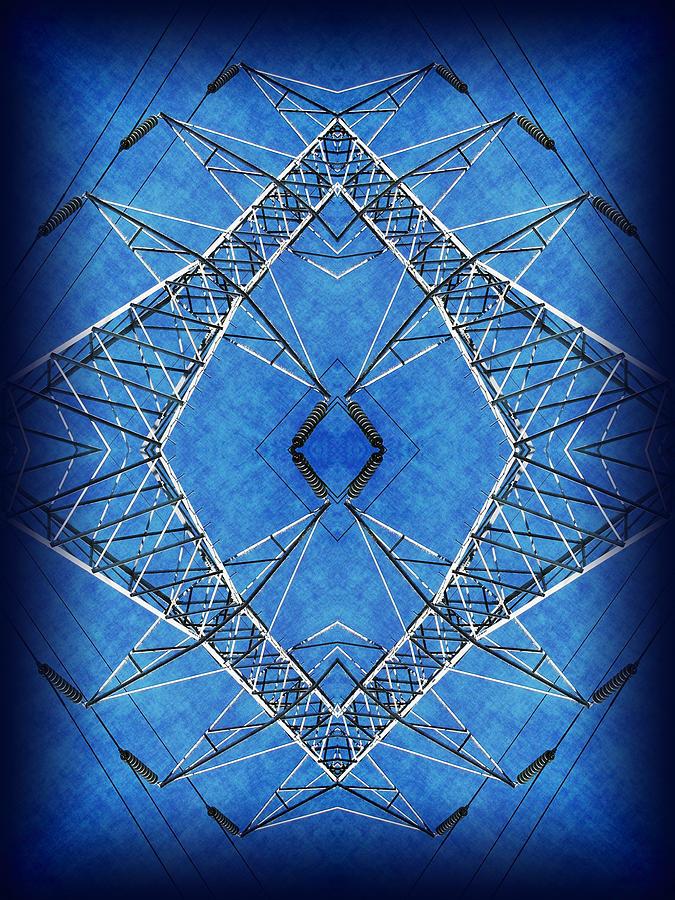Art166 Digital Art - Power Up 2 by Wendy J St Christopher