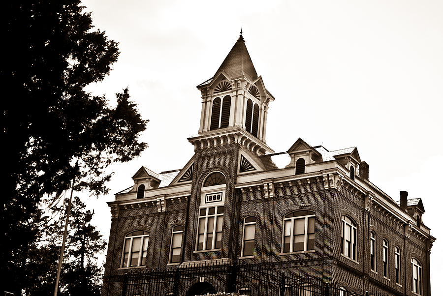 Powhatan Court House 2 Photograph