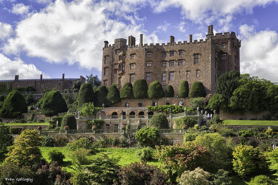 Powis Castle Gardens Photograph By Fran Gallogly
