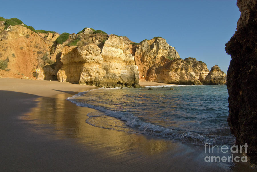 Praia Do Camilo Photograph  - Praia Do Camilo Fine Art Print