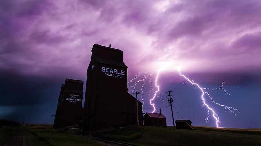 Prairie Tempest Photograph