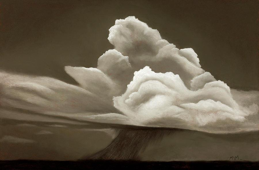 Prairy Storm IIi Painting