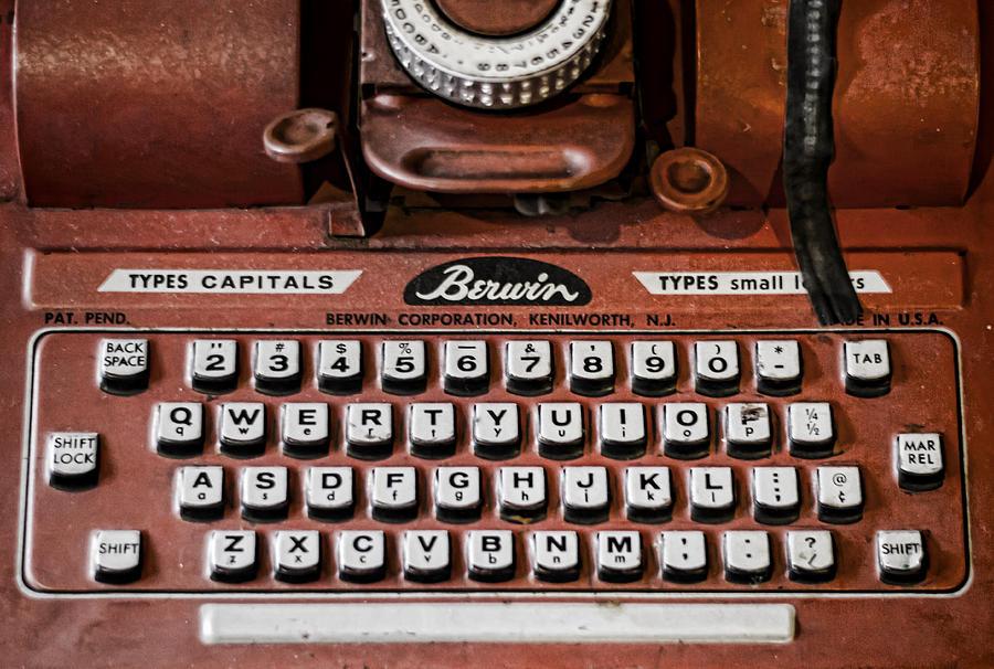 Pre Computer Photograph
