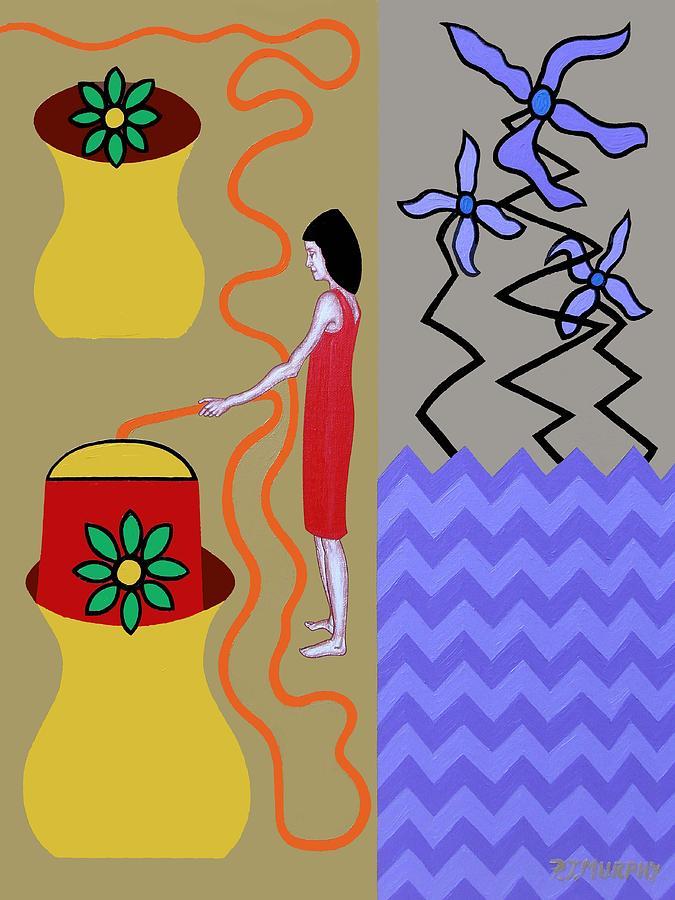 Precious Water Painting