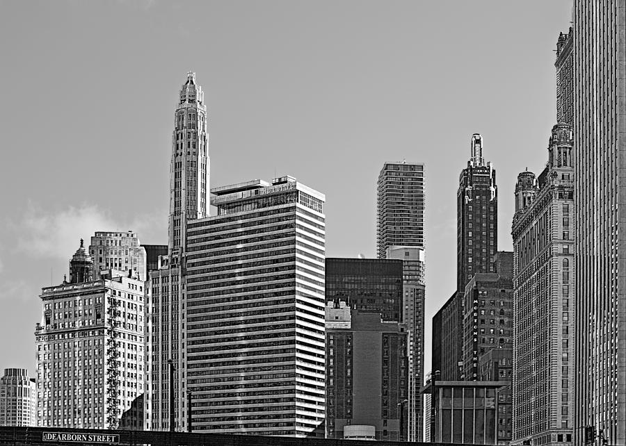 Premier Destination Chicago Photograph  - Premier Destination Chicago Fine Art Print