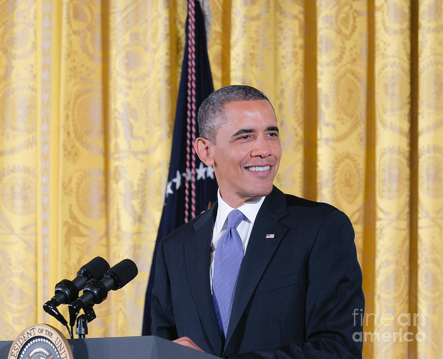President Barack Obama Photograph