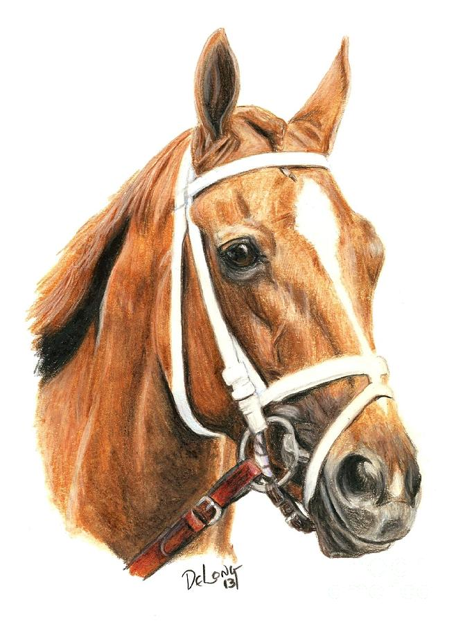 Princess Of Sylmar Painting - Princess Of Sylmar by Pat DeLong