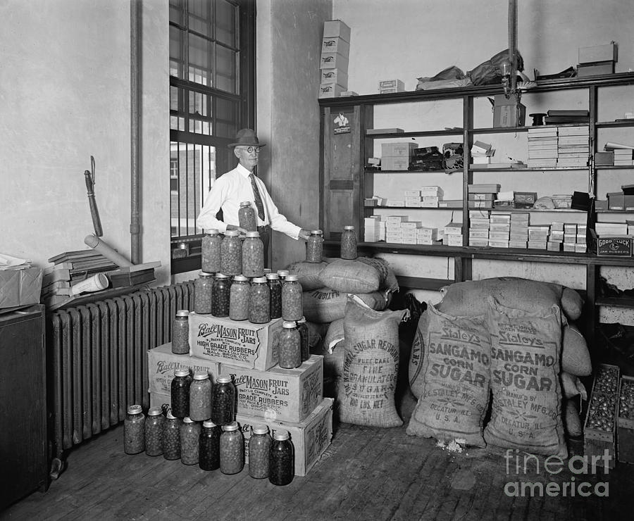 Prohibition 1920s Photograph