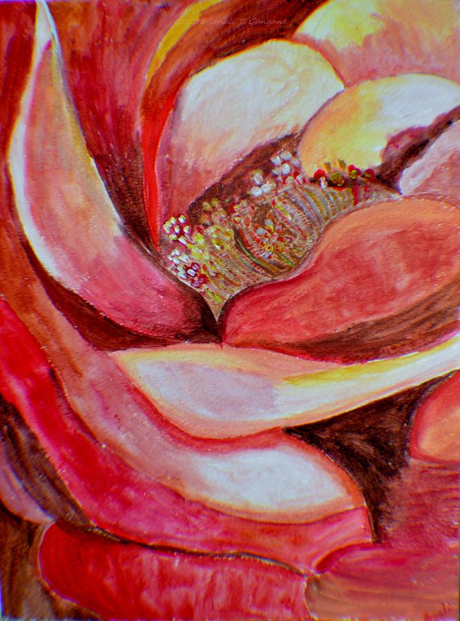 Promise Of Love Painting  - Promise Of Love Fine Art Print