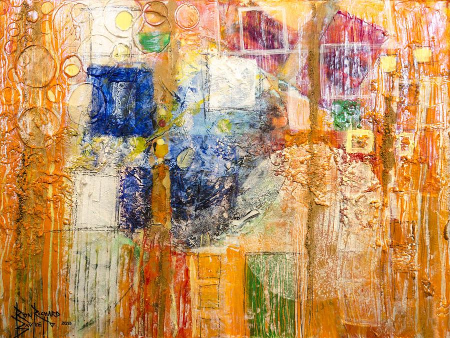 Psychogenesis Painting