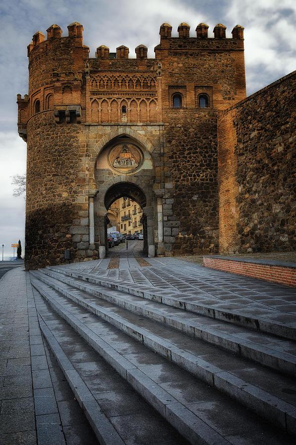 Puerta del sol toledo photograph by joan carroll for Puerta del sol online