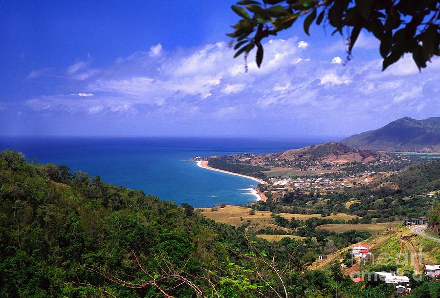Puerto Rico Sea View Photograph