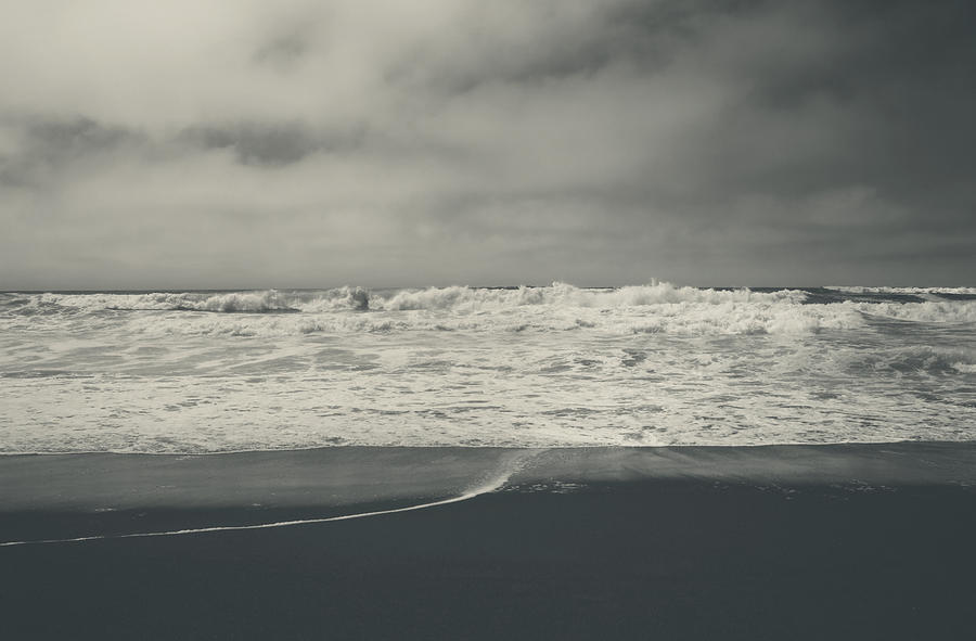 Ocean Photograph - Pulling Me In by Laurie Search