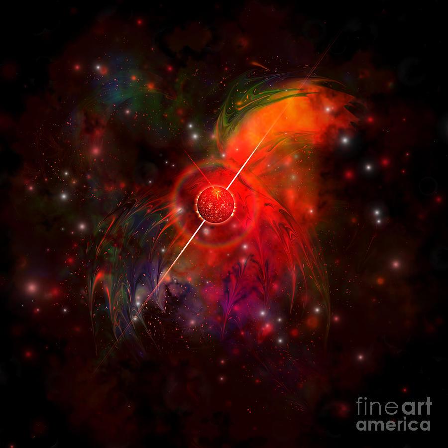 Pulsar Painting