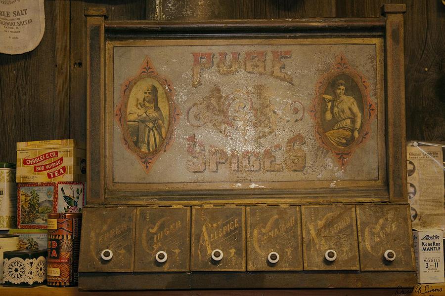 Pure Spices Photograph