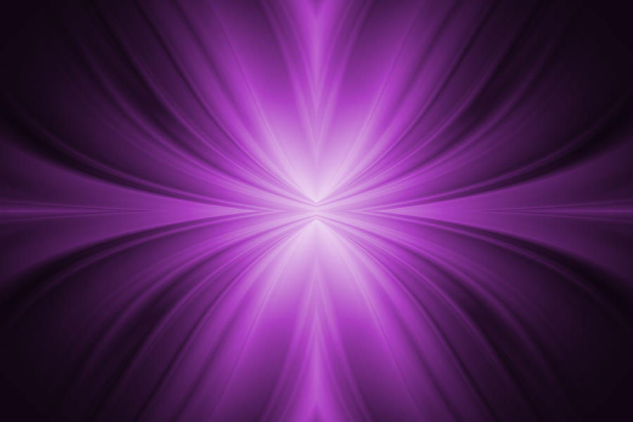 Purple Abstract Background Tapestry - Textile