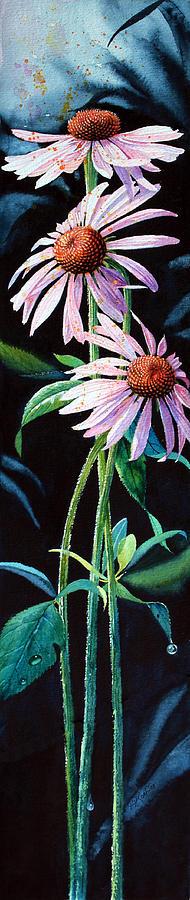 Purple Cone Flower 2 Painting