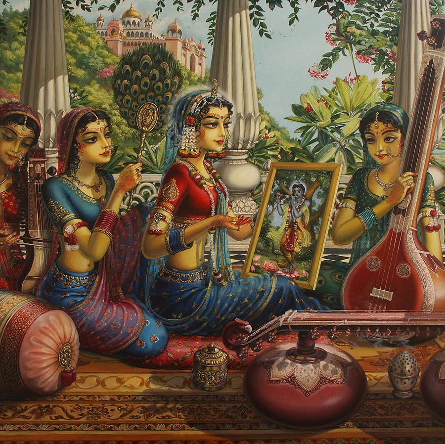 Purva Raga Painting