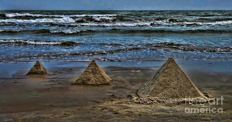 Pyramids Photograph