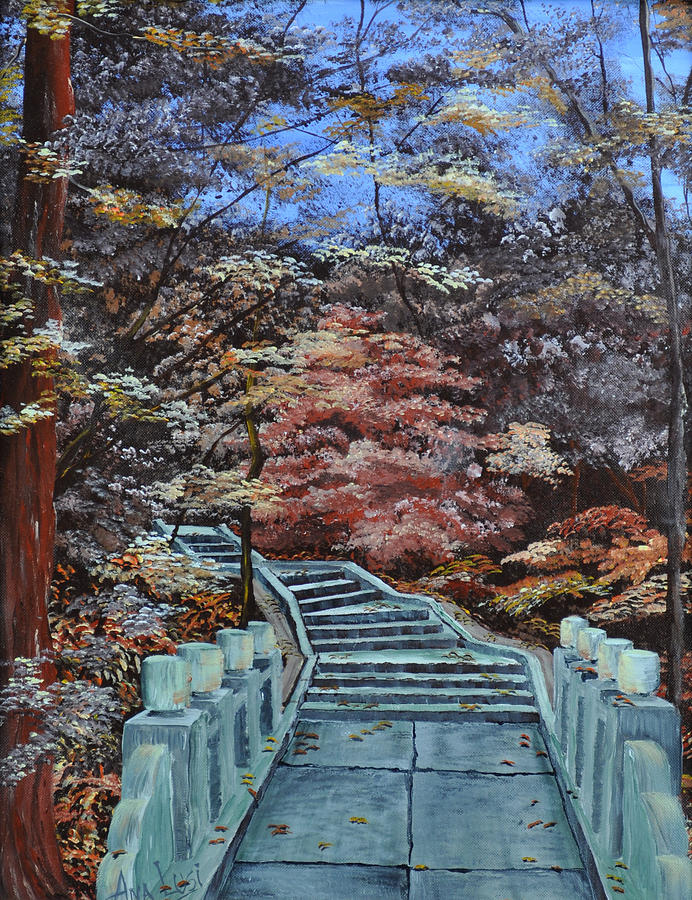 Qifeng Park Painting