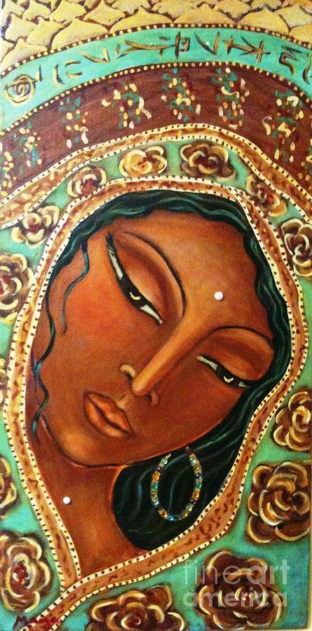 Quan Yin Painting