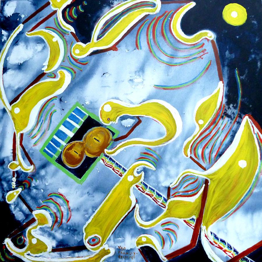 Quantum Absurdity Painting