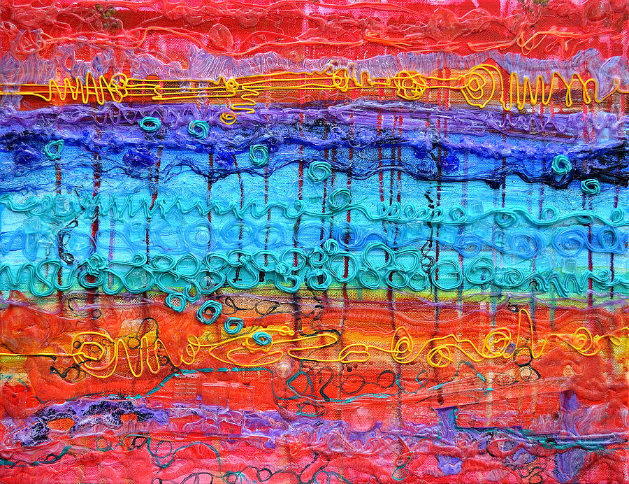 Quantum Cascade Painting